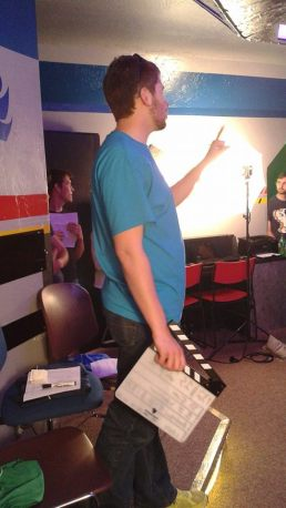 Directing at Discovery Space Center