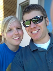 Ashley and Andrew